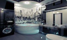 Baños inspirados en distintos países