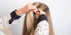 Trendy HairStyles Ideas : From summer braids hairstyles, to quick top knots, easy half up half down looks and simple, quick ways to keep your hair off your fave, we have some cool hair styles for y… French Braid Hairstyles, Cool Hairstyles, 4 Strand Braids, Fishtail Braids, Dutch Braids, Dookie Braids, Braid Game, Summer Braids, Different Hair Types