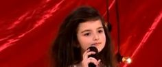 7-Year-Old Stuns Viewers When She Sings 'Gloomy Sunday' By Billie Holiday / Awwww..... too nice.
