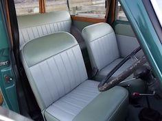 1962 Morris Minor Traveller - Waimak Classic Cars - New Zealand