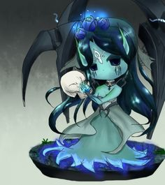 Chillout :: Ghost Bride Morgana