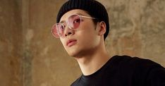 Jackson Wang, Got7 Jackson, Round Sunglasses, Mens Sunglasses, Fashion, Moda, Fashion Styles, Fashion Illustrations, Fashion Models