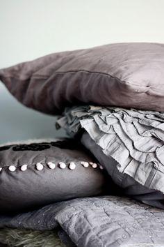 pillows (love the photos on this blog)