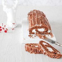 Torta de chocolate c/ chantilly