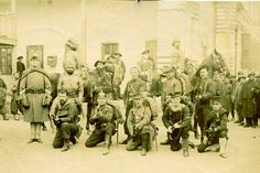 WWI Allied Soldiers