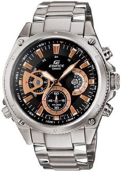 Casio General Mens Watches Edifice Chronograph WW -- You can get additional details at the image link. (This is an affiliate link and I receive a commission for the sales) Sport Watches, Watches For Men, Wrist Watches, Men's Watches, Casio Edifice, Fitness Watch, Telling Time, Luxury Jewelry, Casio Watch