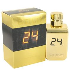 24 Gold The Fragrance Jack Bauer by Scent Story 100 ml Eau de Toilette Spray | Your #1 Source for Beauty Products