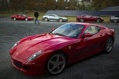 Ferrari's long-awaited initial public offering is finally at the starting line, with the stock likely to be priced Tuesday and the first day of trading on the New York Stock Exchange expected Wednesday.