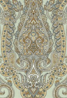 Paisley Fabric Signature Prints Collection Schumacher