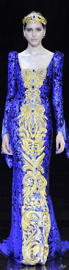 Fall 2016 Haute Couture - Guo Pei