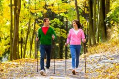Why you should start Nordic Walking?