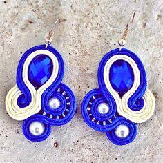 Deep Blue, Jewelery, Pendant Necklace, Design, Jewlery, Jewels, Jewerly, Schmuck
