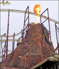 Volcano at Kings Dominion