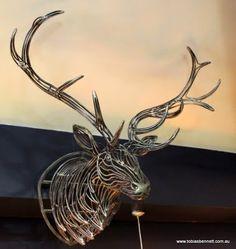 Sculpture - Sculptural Metal