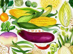 Margaret Berg Art: Farm+Table