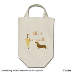 Dog Pet Animal Lover Grocery Tote