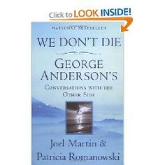 Insightful book about life after death. I have this book. I read it after my son died. It saved my life. It is the first of three books. I've read them all and highly recommend all of them.
