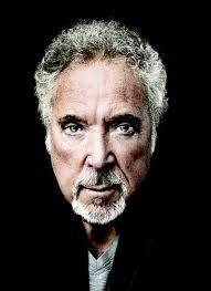 Tom Jones  WOW i'd walked right by him on the street . . . And I like him too   WOW!