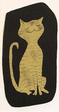 Illustration by John Parr Miller (1913-2004).