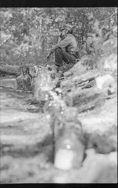 Vintage photos of Alabama moonshine raids | AL.com