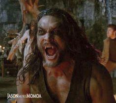 Jason Momoa in Wolves
