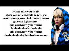 ▶ Ester Dean - Take You To Rio Lyrics HD - YouTube