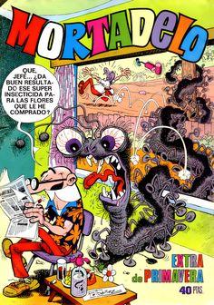 Mortadelo Época 1ª Extra Primavera 1976