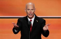 Florida Gov. Rick Scott has told millions of people in his state to evacuate their homes as the state looks down the barrel of the potentially catastro ...