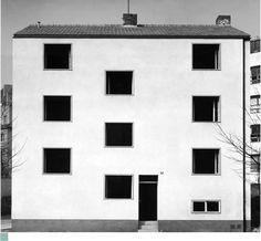 om ungers #arquitectura #viviendas #fachadas