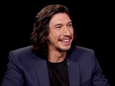 Adam Driver on Charlie Rose 8/5/2016