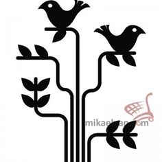 Stickers for Plugs & Switch Buttons>Tree with birds for sale from 4.90 #wall #art #stickers #decal