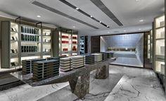 Peninsula Hong Kong Boutique by Yabu Pushelberg