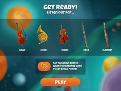 SymbolSmash is an iPad game to teach kids all about classical music