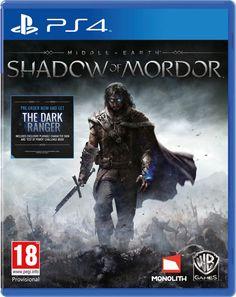 shadow of mordor box art - Google Search