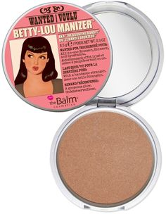 luminous bronze Betty Lou Manizer -The Balm