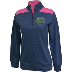 Please check our FAQ Page for current production times on in stock items.  This is the perfect pullover for every season!! Layer it over a monogrammed tank for cooler spring and summer nights! You can't go wrong with any of these color choices and we're confident you'll love any one that you choose!! Add a monogram to the chest for a more personalized look, or leave it the way it is; it's all up to YOU!