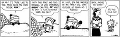 Calvin and Hobbes Comic Strip, January 19, 2013 on GoComics.com