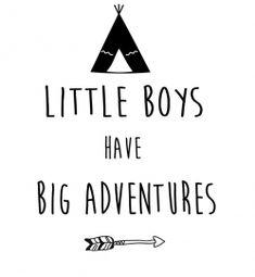 little boy quotes Muursticker babykamer little boys have big adventures Little Boy Quotes, Baby Boy Quotes, Mom Quotes, Funny Quotes, Baby Bedroom, Baby Boy Rooms, Baby Boy Nurseries, Adventure Quotes, Adventure Tattoo