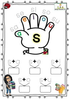 Simple Things You Need To Know When Home-schooling Your Kids Preschool Spanish, Preschool Writing, Kindergarten Reading, Teaching Reading, Bilingual Education, Kids Education, Education Galaxy, Music Education, Higher Education