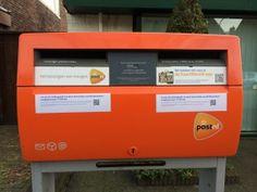 Dutch mailbox, 2014