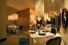 Rhodes Michelin star restaurant at The Cumberland Hotel, London Kelly Hoppen, Hard Rock Hotel, London Hotels, London Restaurants, Fine Dining, Best Hotels, Restaurant Bar, House Design, Interior