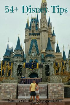 54+ Disney Planning Tips and Tricks on Simply Selman.