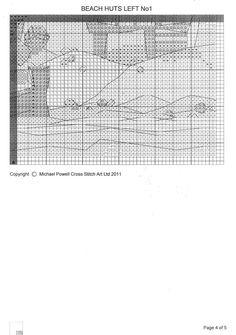 PUNTO EN CRUZ PATRONES MICHAEL POWELL (pág. 5) | Aprender manualidades es facilisimo.com