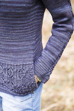 Maisie - Sport Weight Knitting Pattern - Tangled Yarn UK