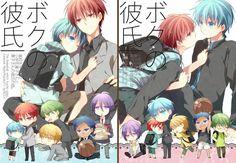 Title : Our Life --- Kuroko no Harem !  •  Author : __King__Rika__  •… #ngẫunhiên # Ngẫu nhiên # amreading # books # wattpad