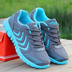 New Breathable Pretty Colors Tennis Style Fashion Casual Sneakers