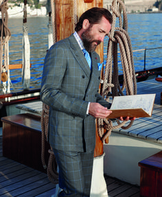 Isaia spring and summer 2015