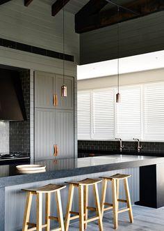 Interiors | The Black House
