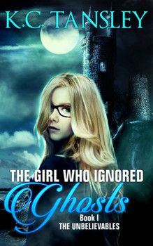My interview with K.C. Tansley (aka Kourtney Heintz), author of the YA time travel murder mystery THE GIRL WHO IGNORED GHOSTS.
