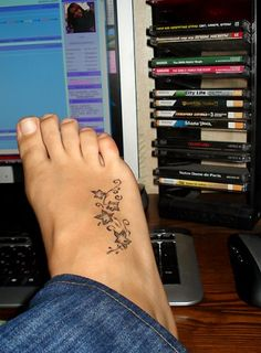 This would hurt like fire...but my right foot IS missing a little something...